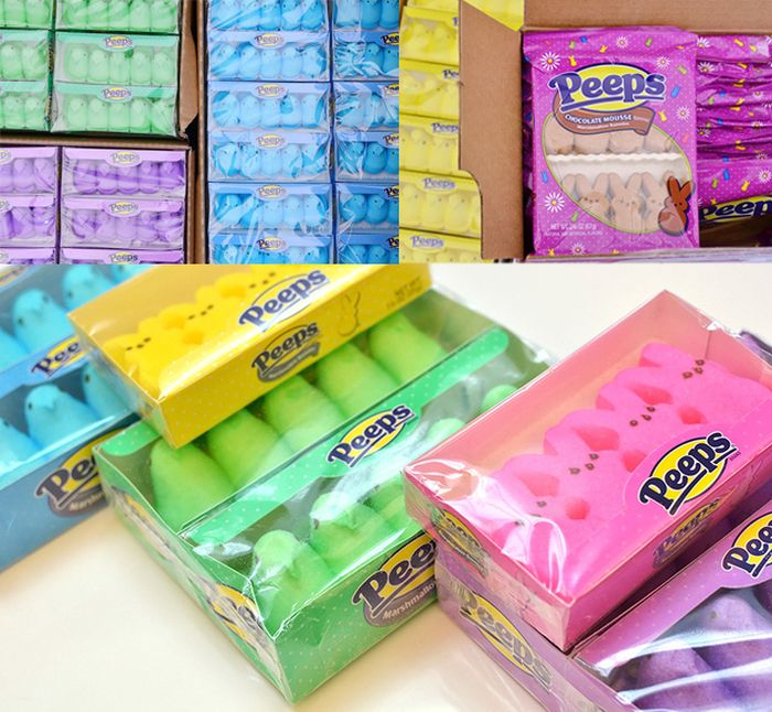 How To Make Your Own Peep-Tastic Work Of Art (10 pics)