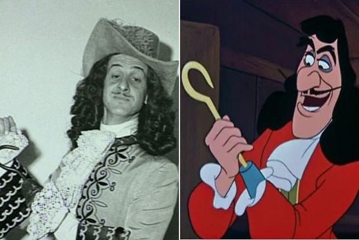 Real Life Models for Disney Characters (9 pics)