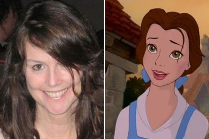 Real Life Models for Disney Characters (9 pics)