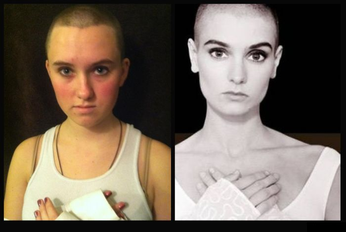 How to Shave Your Head and Have Fun (7 pics)