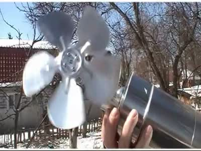Amazing Sun Power Grill