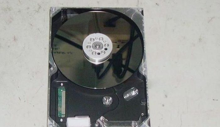 Cotton Candy Maker Out of an Old HDD (30 pics)