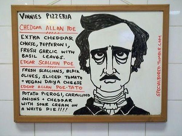 Menu Specials at Vinnie's Pizza (45 pics)