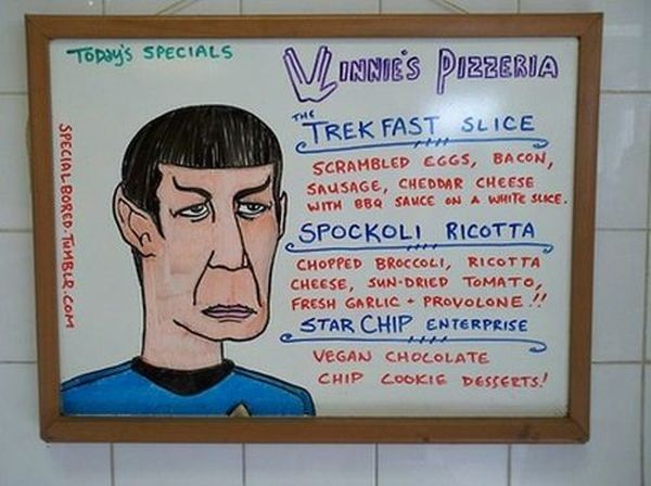 Menu Specials at Vinnie's Pizza (45 pics)