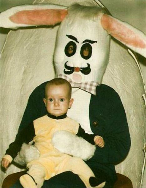 Awkward Easter Photos (53 pics)