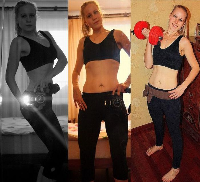 Another Weight Loss Success Story (26 pics)