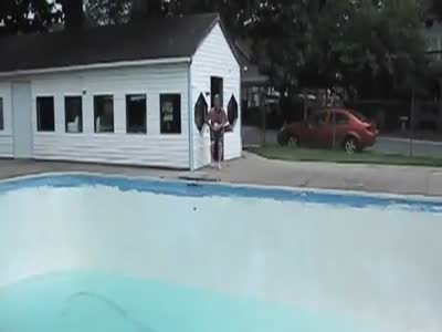 Swimming Pool Fail