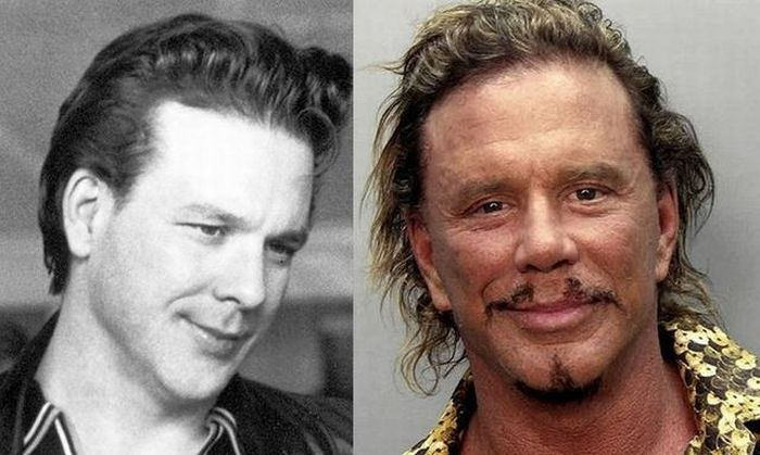 How Celebrities Have Aged (35 pics)
