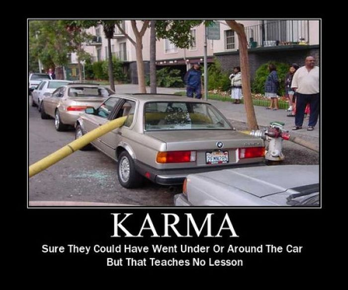 Karma Is a B*tch (49 pics)