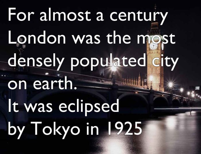 Interesting Facts about London (32 pics)