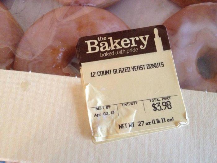 Walmart Donuts (3 pics)