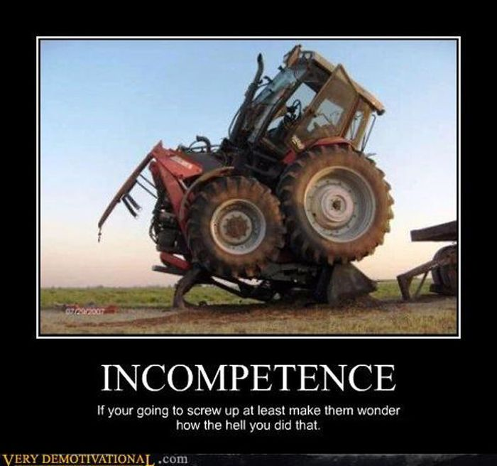 Funny Demotivational Posters (36 pics), April 4, 2013