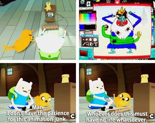 Funny TV and Movie Screencaps. Part 8 (60 pics)