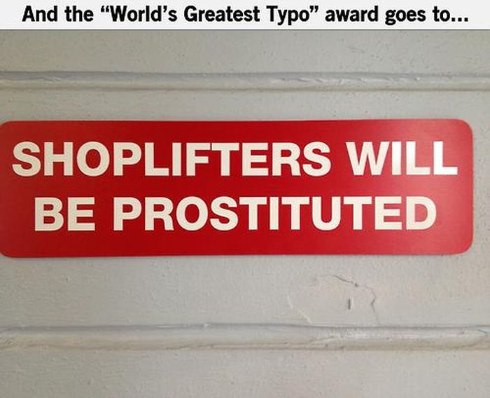 Grammar and Spelling Fails (25 pics)