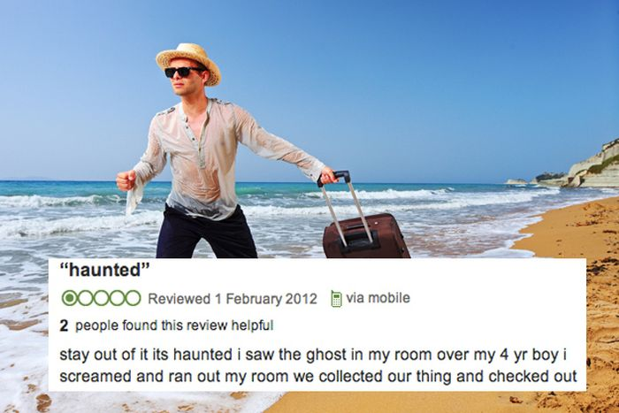 Hilarious and Awkward Hotel Reviews (20 pics)
