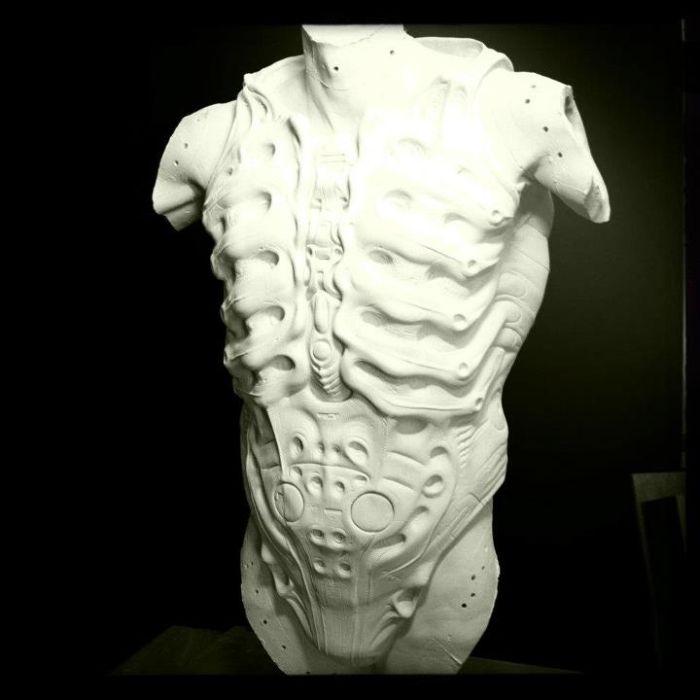The Creation of Prometheus' Engineer (23 pics)