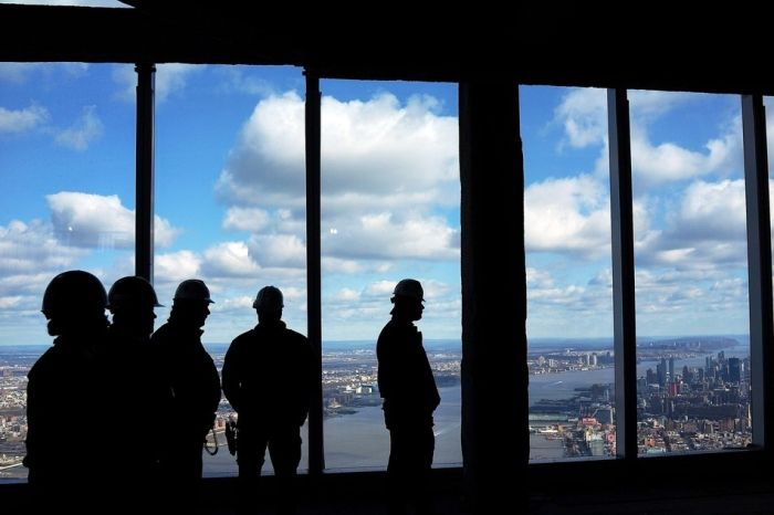 The View From The 100th Floor Of One World Trade Center (9 pics)