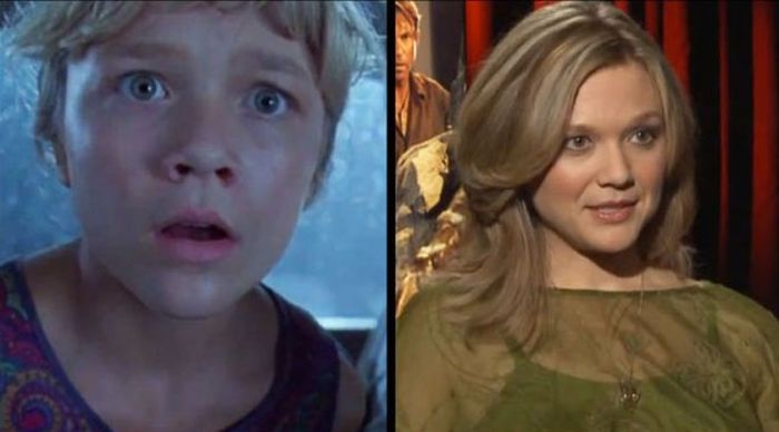 Jurassic Park Cast Then and Now (11 pics)