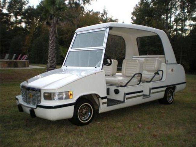 Superb Golf Carts (32 pics)