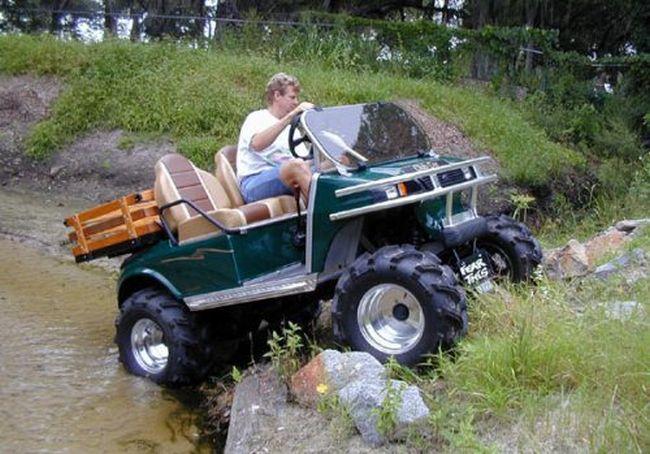 Superb Golf Carts  32 Pics