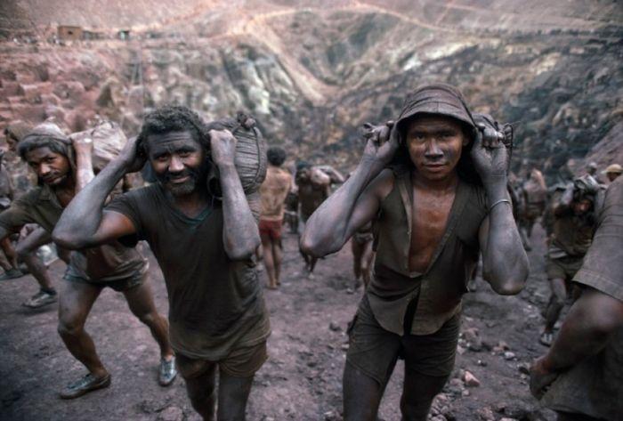 Gold Mine in Brazil (19 pics)