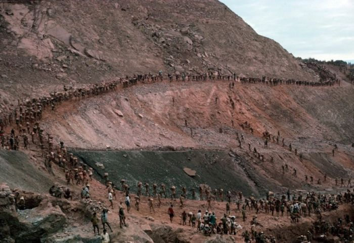 Gold Mine in Brazil (19 pics)