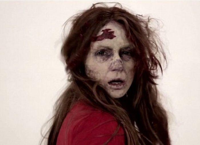 Zombie Makeup (6 pics)
