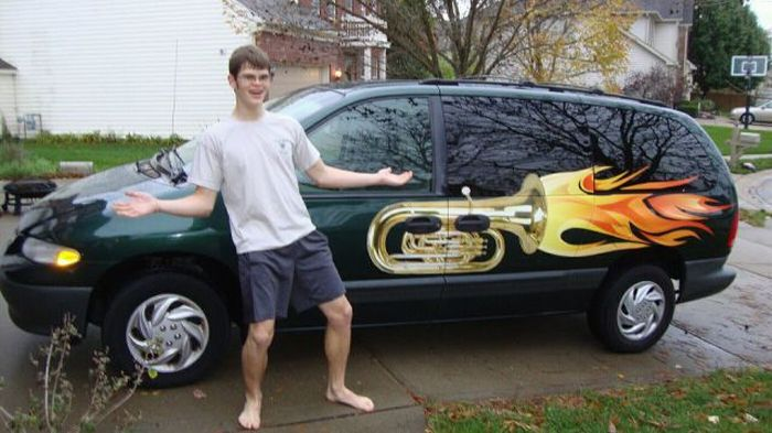 Funny Car-Themed Photos. Part 3 (50 pics)