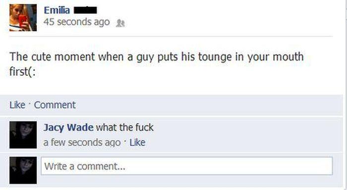 Stupid Posts on Facebook. Part 3 (21 pics)