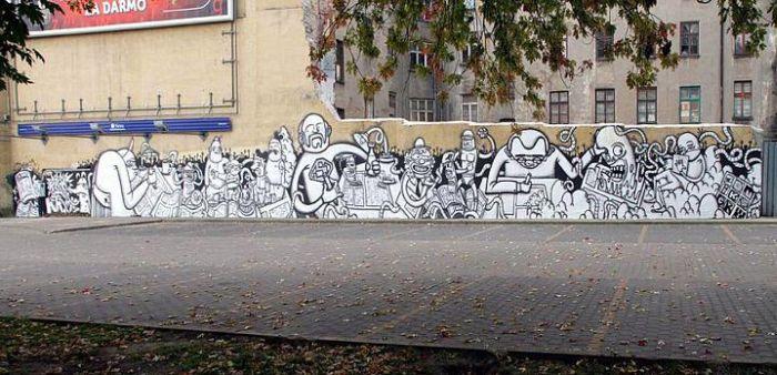 Great Street Art (31 pics)