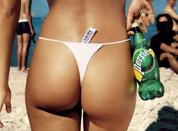 Sexy and Provocative Ads (58 pics)