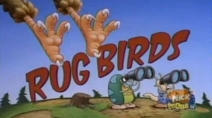 """Rocko's Modern Life"" Title Cards (100 pics)"