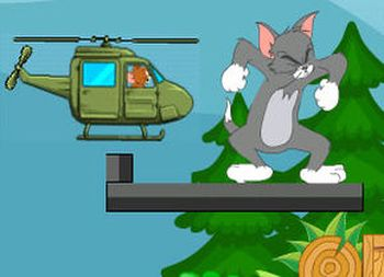 Jerry's Bombing Helicopter