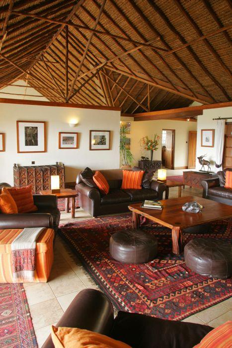 Hotel Loisaba (21 pics)