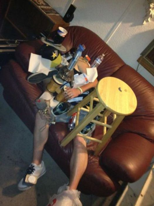 Drunk People. Part 6 (67 pics)