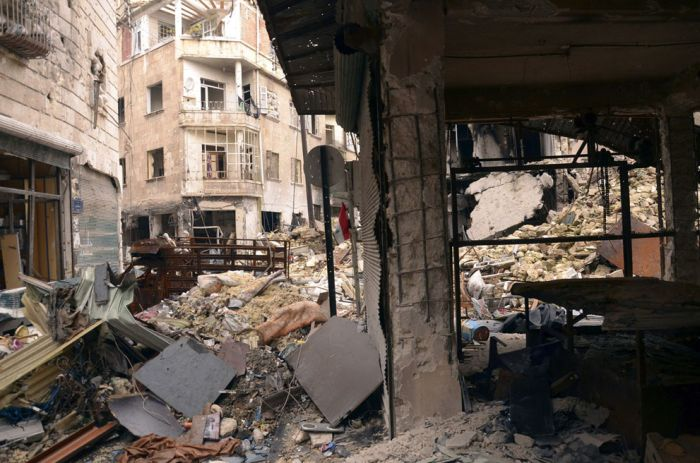 Syria in Ruins (38 pics)