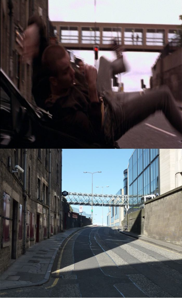 Trainspotting Then and Now (17 pics)