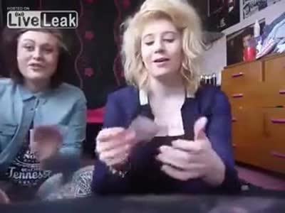 Weird Condom Trick