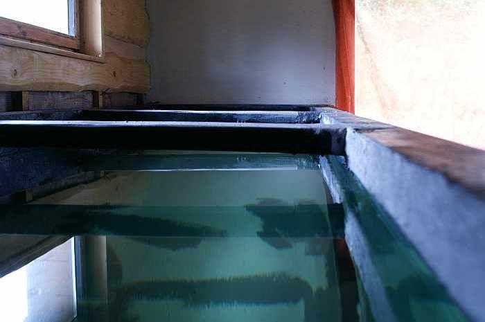 DIY 660 Gallons Aquarium (26 pics)