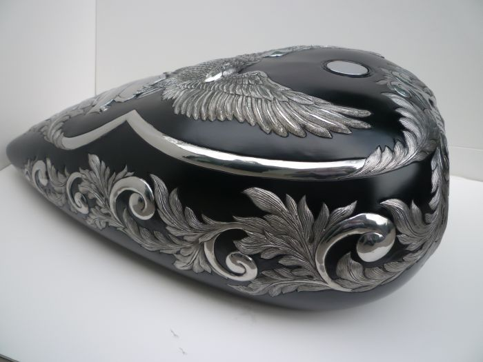 Custom Motorcycle Parts (21 pics)