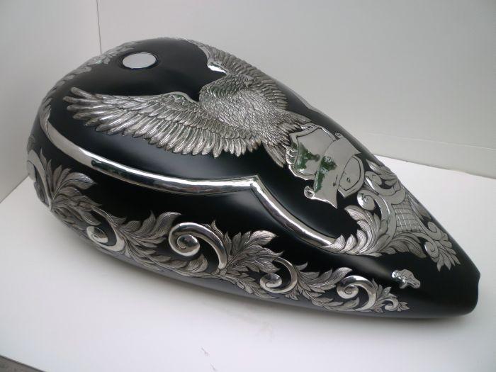 Custom Motorcycle Parts (21 pics)