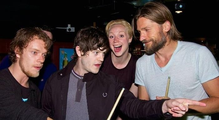 """Game Of Thrones"" Stars in Real Life (19 pics)"