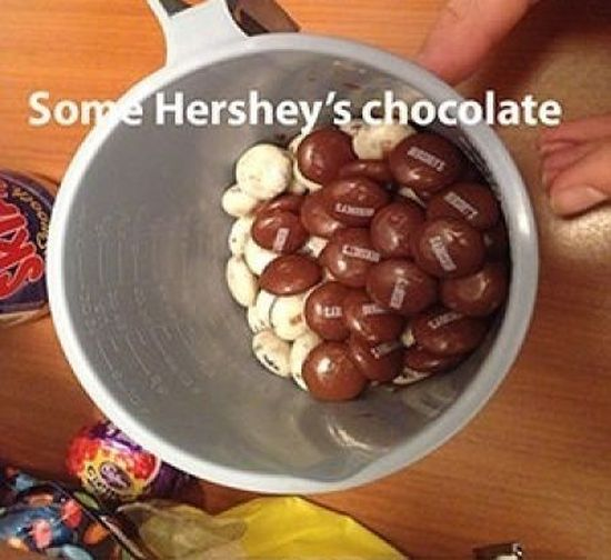 Chocolate Dessert Concoction (20 pics)