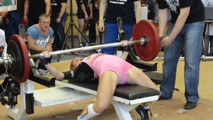 Powerlifting Champ Aya Antipova (22 pics)