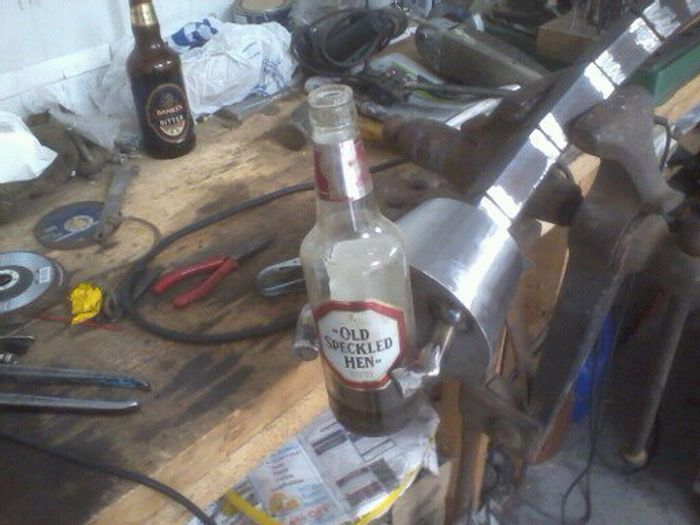 Bender Wood Stove (51 pics)