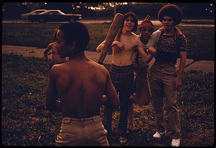Brooklyn in the Summer of 1974 (26 pics)