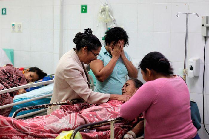 San Pedro Sula, Murder Capital of the World (25 pics)