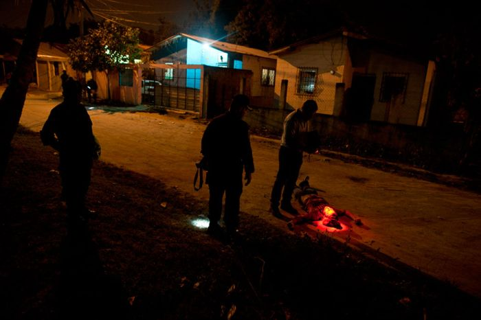 San Pedro Sula, Murder Capital of the World (25 pics)