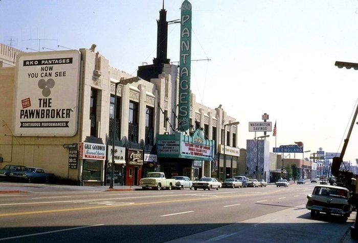 Hollywood: 1950's vs Now (16 pics)