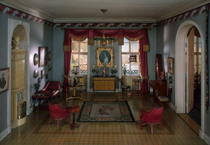 Thorne Miniature Rooms (25 pics)